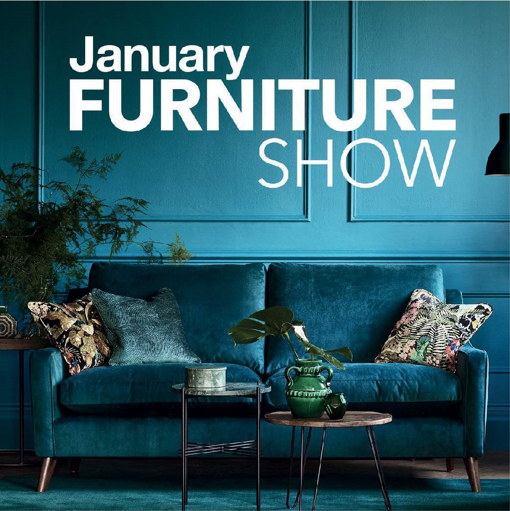 BIRMINGHAM - January Furniture show 2019